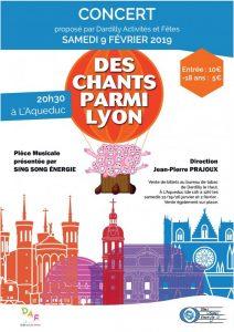 Des chants parmi Lyon